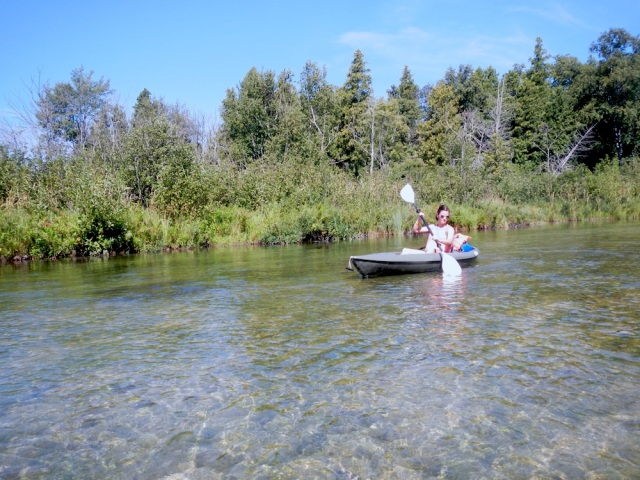 Bday Kayak 2