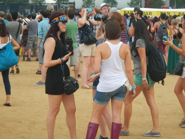 Ladies Lolla 2013