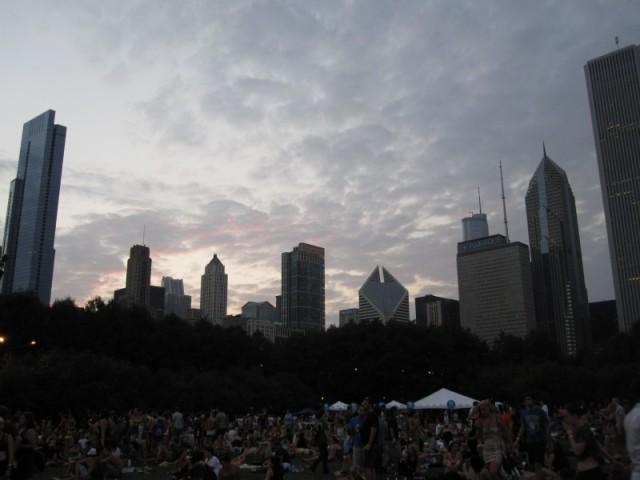 Lolla Skyline 2010