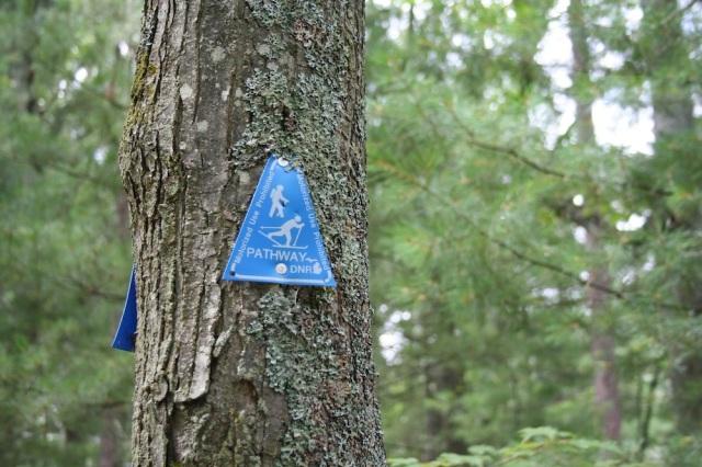 TC Trail Sign