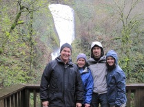 Family Waterfall