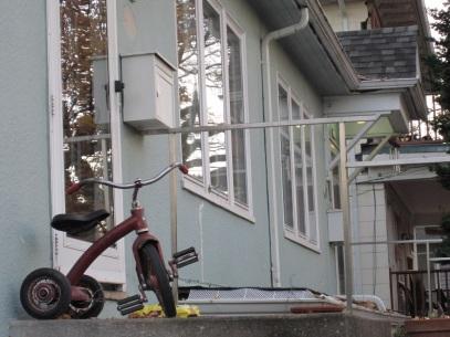 Front Stoop Trike