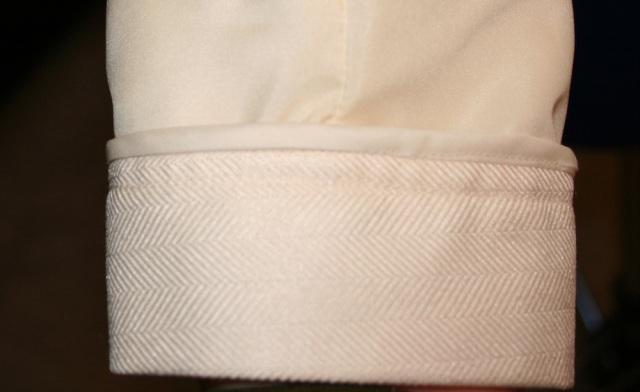 Jacket Sleeve Close Up