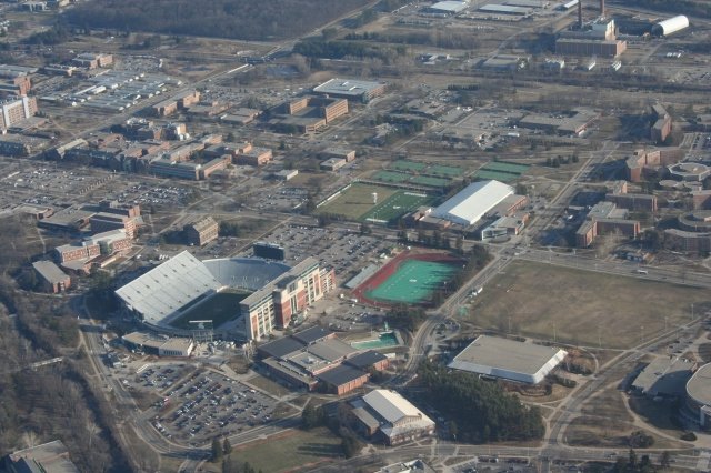 Spartan Stadium_South Campus
