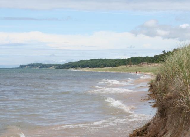 Shrunken Shoreline