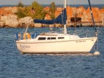 Windmere Sailboat